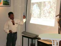 Vortrag über den Bonn-Café von Laureano Torres Blanco